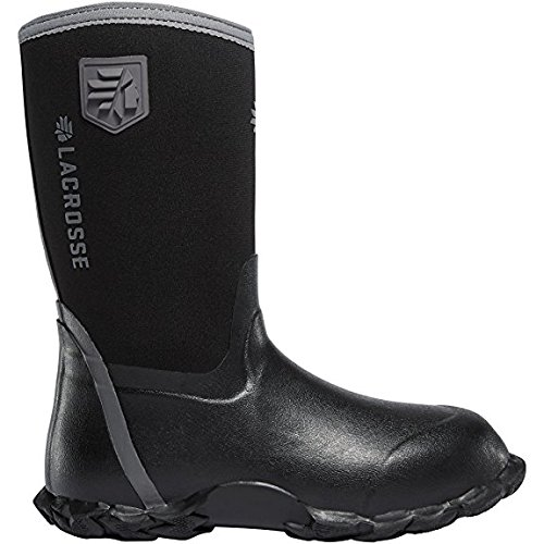 5 Alpha Black Best LACROSSE 0MM Lil' Modern Combat 610241 Insulated Hunting Snow Boot Comfortable Lite Waterproof Mud 65qqxtI
