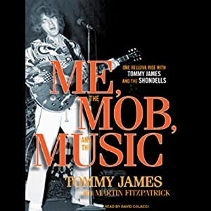 Me, the Mob, and the Music Audiobook