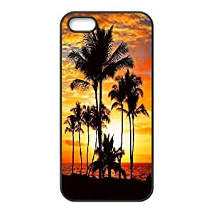 Custom Palm Tree Phone Case, DIY Palm Tree Case for iPhone 5,5S