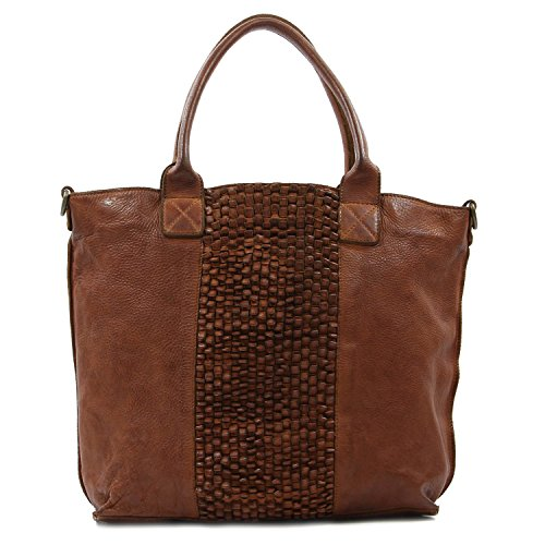 old-trend-leather-tote-grass-blade-handbag-cognac
