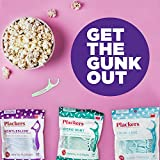 Plackers Micro Mint Dental Floss Picks with Travel