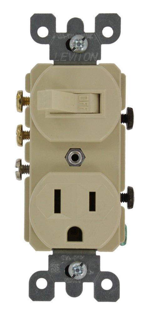51Er1ZcKn5L._SL1000_ leviton 5245 15 amp, 120 volt, duplex style 3 way ac combination leviton 5245 wiring diagram at letsshop.co