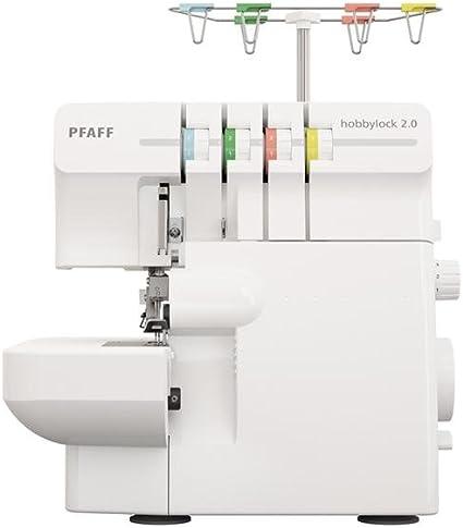 PFAFF - Máquina de Coser (Hobbylock 2.0): Amazon.es: Hogar