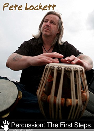 Pete Lockett: Percussion - The First Steps [Instant Access] ()