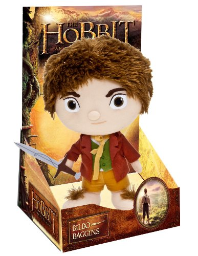 Joy Toy - Le Hobbit peluche Bilbo 25 cm