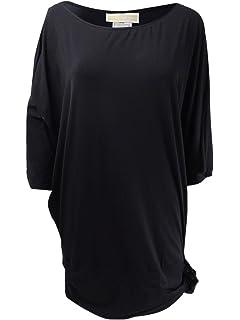 9cd5b86715cac MICHAEL Michael Kors Women's Logo Ring Cover-Up Swimsuit Top (X ...