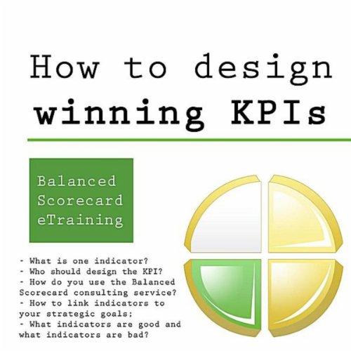 Scorecard Album - How to Design Winning KPIs