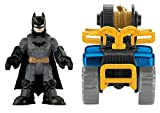 Fisher-Price Imaginext Streets of Gotham City Batman & ATV Action Figure