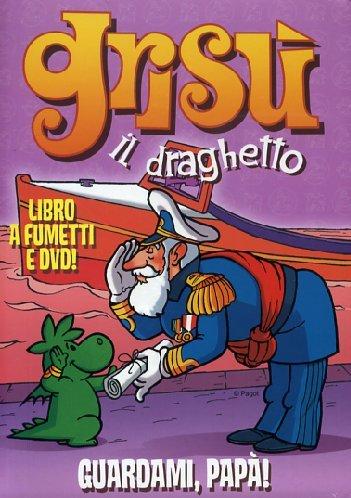 Grisu il draghetto #03 guardami papa dvd libro import
