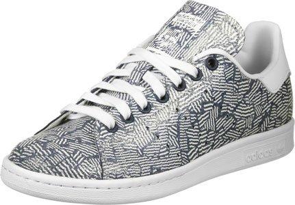 Femme Adidas Blanc Stan Chaussures Smith Marine 1xw7n0zq