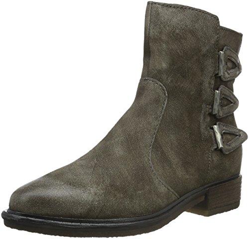 Mjus 212209-0101-6321, Zapatillas De Estar por Casa para Mujer Taupe