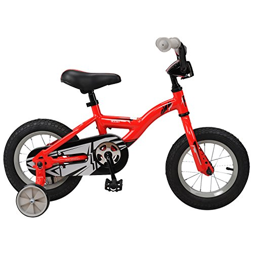 "Performance Boost 12"" Kids Bike 12 RED"
