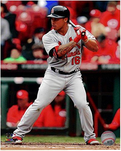 Kolten Wong St. Louis Cardinals Unsigned Licensed Baseball Photo -