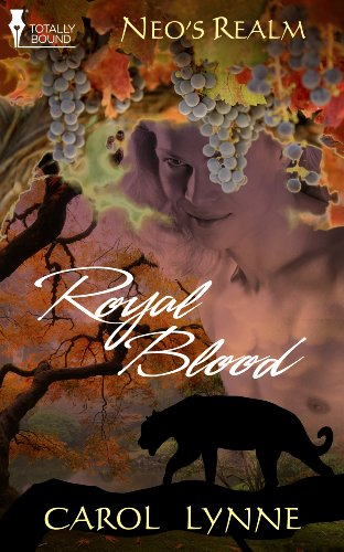 Royal Blood (Neos Realm Book 4)