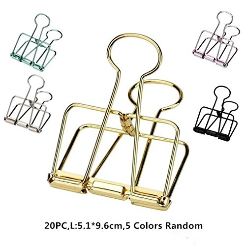 coil paper clips - 2