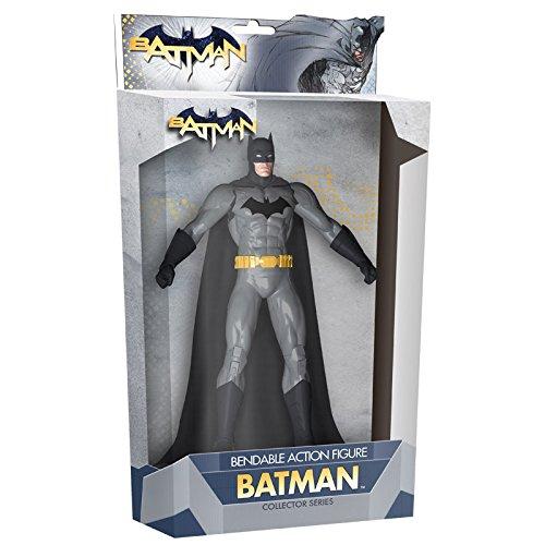 Toys DC 3953 Accessory Toys /& Games NJ Croce New 52 Batman Bendable Action Figure NJ Croce