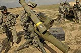 U.S. Army Sgt. 1st Class Kennedy assembles the ITAS (Improved Target Acquisition System) Saber Missi