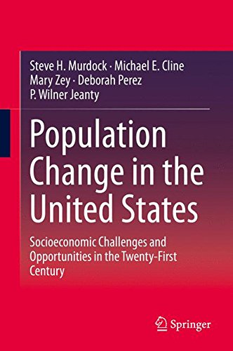 Population Change in the United States: Socioeconomic Challenges and Opportunities in the Twenty-First Century