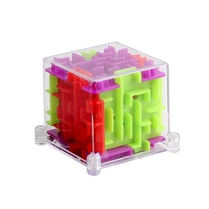 Puzzle Bola Laberinto 3d Pelota Pasatiempos Laberinto Juego