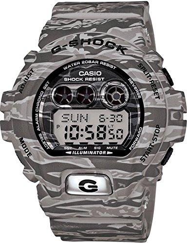 Casio Reloj Digital para Hombre de Cuarzo con Correa en Plástico GD-X6900TC8DR: Amazon.es: Relojes