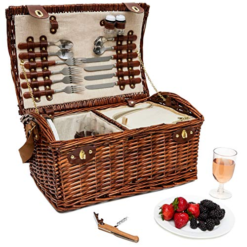 picnic cooler for 4 - 8