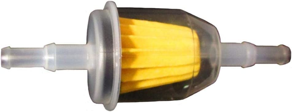 Rotary 12619 Universal In-Line Fuel Filter 1/4