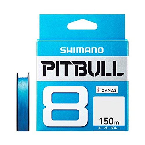 シマノ(SHIMANO) PEライン ピットブル 8本編み 150m PL-M58Rの商品画像