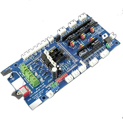 ILS - Placa de Control PCB Compatible con Impresora 3D (1,57 ...