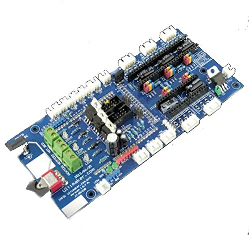 3D Printer & Supplies - 3D Printer Module Board - PCB Control Board Compatible Ramps 1.57 for 3D Printer by OCHOOS