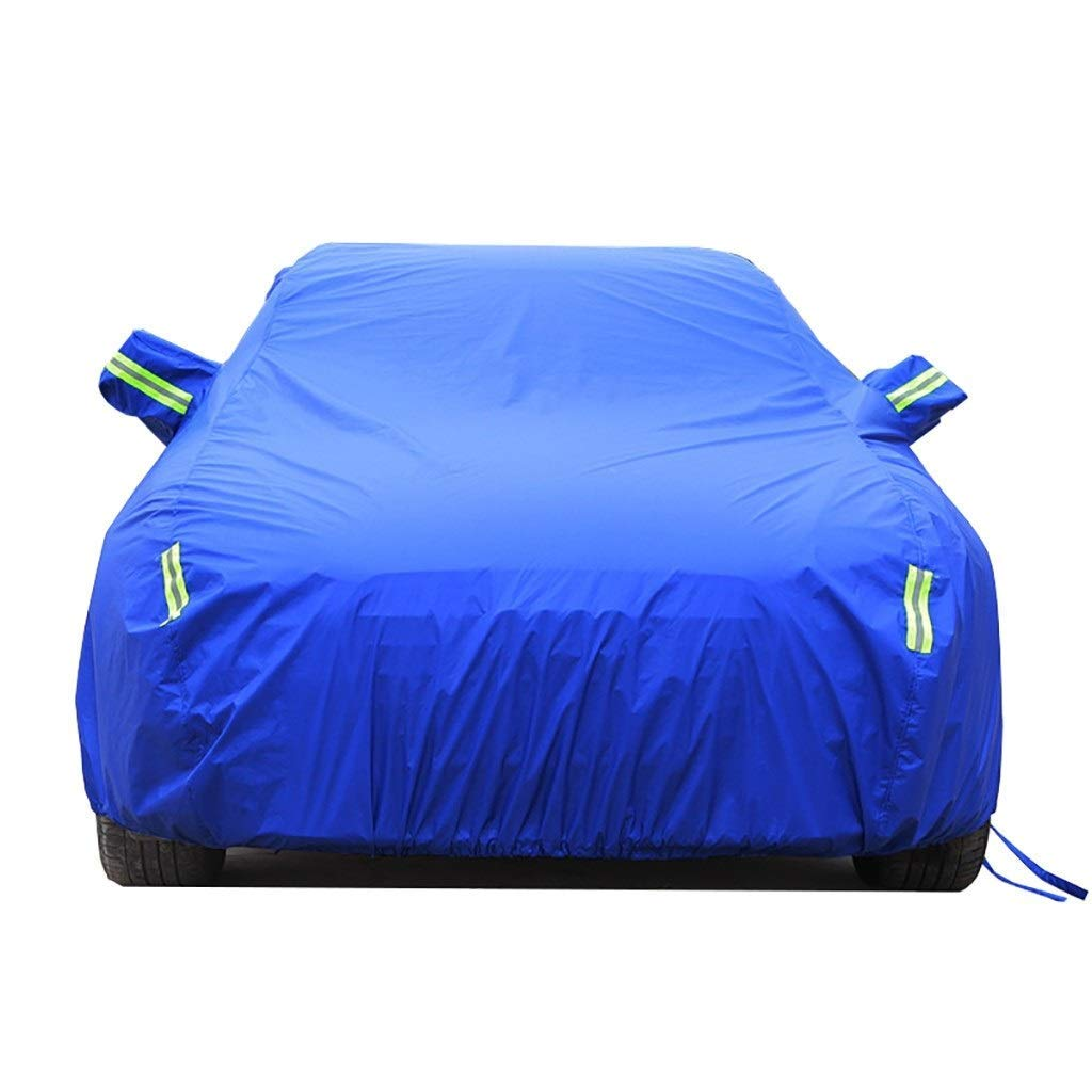 Jsmhh Compatible with Mercedes-Benz Maybach 6 Car Cover, Four Seasons Universal Outdoor Car Cover (Color : Blue) by Jsmhh