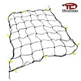 "Tooluxe Tools 36 x 43"" Nylon Cargo Net with 12 Poly Hooks"""
