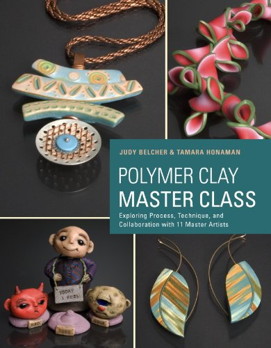 Glass Polymer Clay - 8