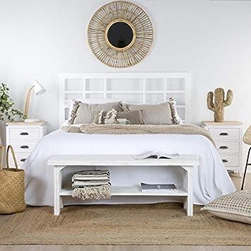 BANAK Tribeca Bett-Kopfteil 150/160 - Holz - 162x3x120 cm - Farbe ...