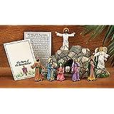 Easter Christ Resurrection Set 8 Pc Collection decor