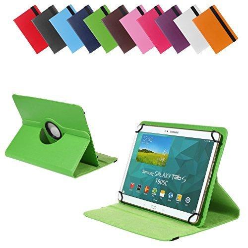 Bralexx Universal Tablet-Tasche für i.onik TM3 Serie I-10,1 (26,3 cm (10 Zoll)) grün