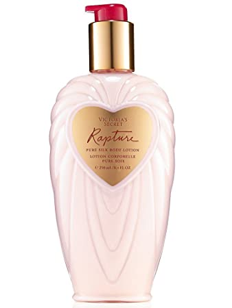 Victoria s Secret Rapture Pure Silk Body Lotion 8.4 Ounce Full Size Retired Scent