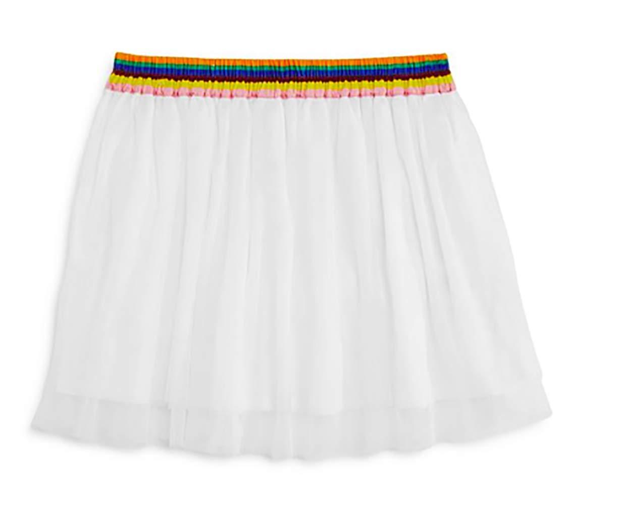 Emma Sesame Street Organic Cotton Baby Tutu Skirt 2T Finn Pink