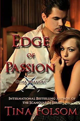 book cover of Edge of Passion