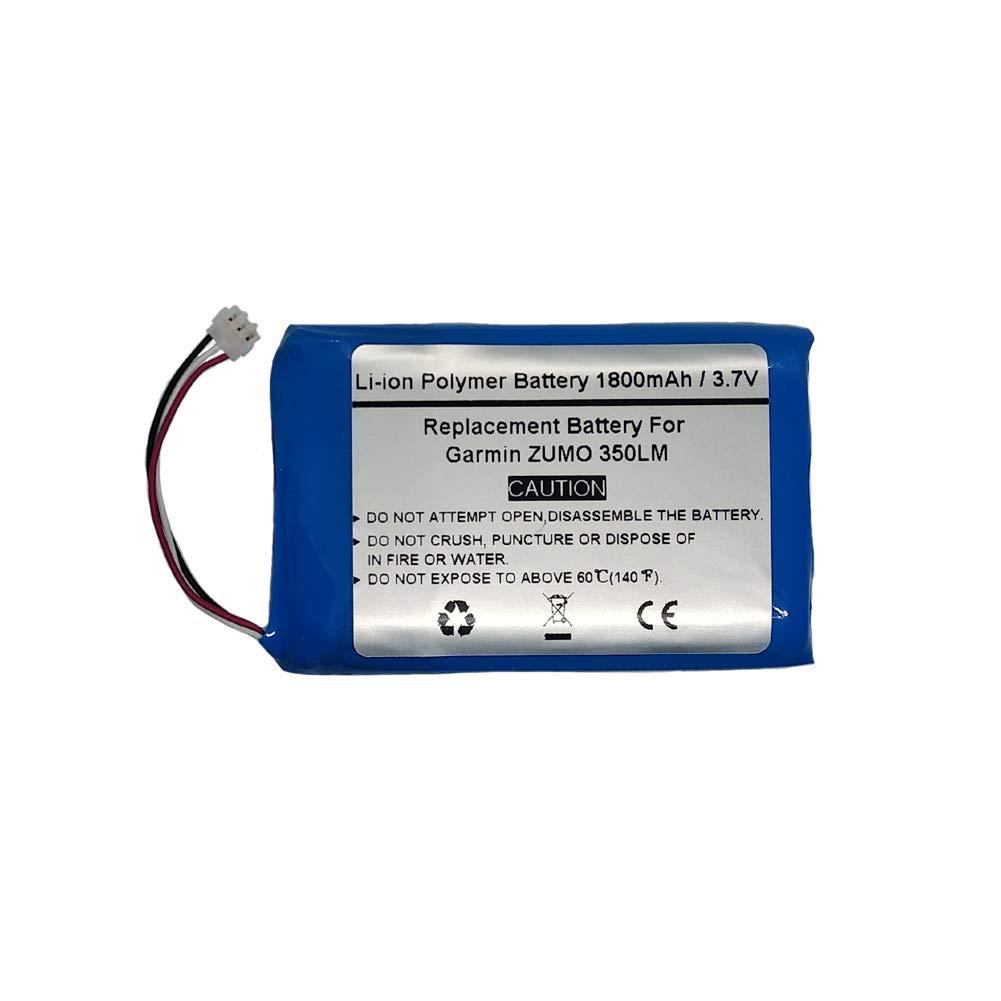 Bateria 3.7v/1800mah Para Garmin Zumo 350lm