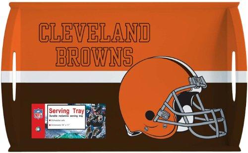 Cleveland Browns NFL Melamine Serving Tray