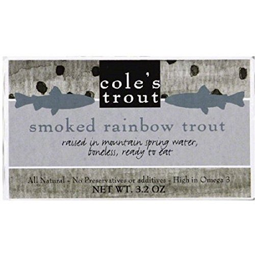 - Coles Trout Smoked, Pack of 10