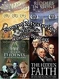 Secret Mysteries of America's Beginnings Volumes I-IV
