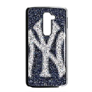 New York Yankees Cap insignia Cell Phone Case for LG G2
