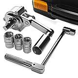 XtremepowerUS Torque Wrench Multiplier Lug Nut