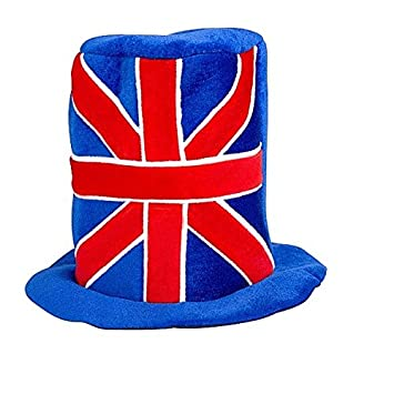 49203c1467e Union Jack Hat  Amazon.co.uk  Toys   Games