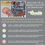 Woombie-Original-Baby-Swaddling-Blanket-Vanilla-Cream-5-13-lbs