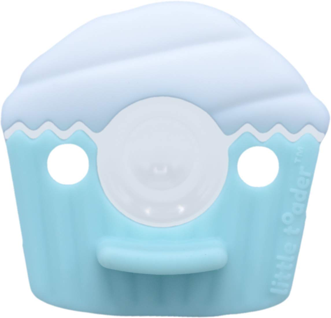 Bpa Free Teether Ice Cream Little Toader Teething Toys ICU Teething Toy Soft Silicone Fun Dessert Shaped BPA Free Teethers