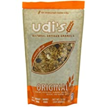 Udi's Natural Original Granola, 13-Ounce Bags (Pack of 6)