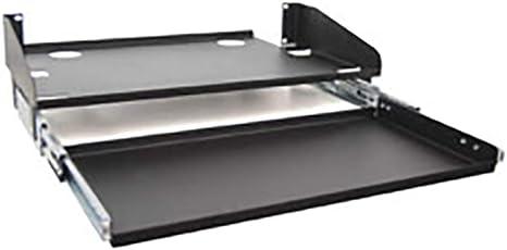 Sliding Keyboard Tray ICC ICCMSRKLST Lcd Monitor Shelf