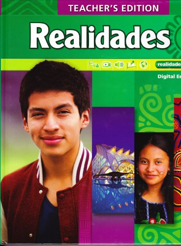 Realidades 3 Teacher's Edition Digital Edition